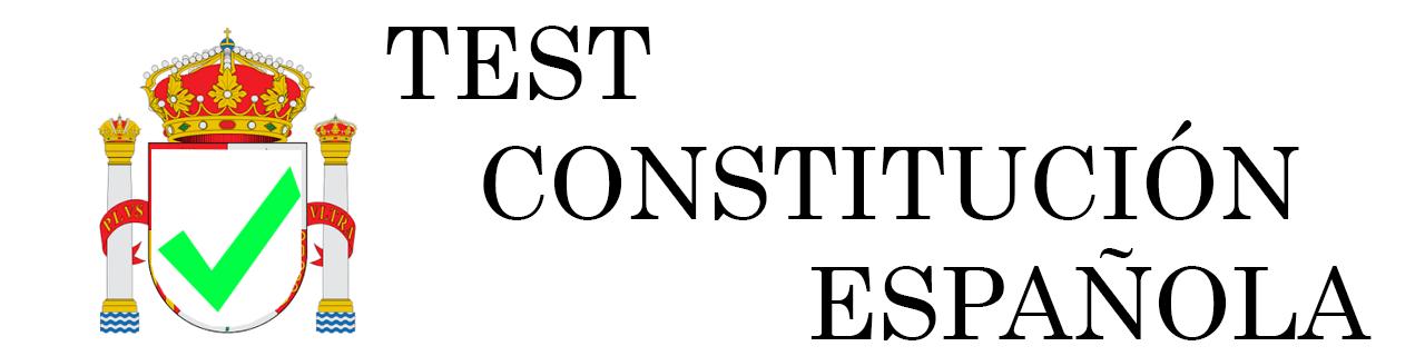 Test constitución española